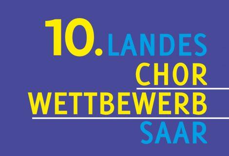 Landes-Chorwettbewerb Saar am 4. und 5. November 2017