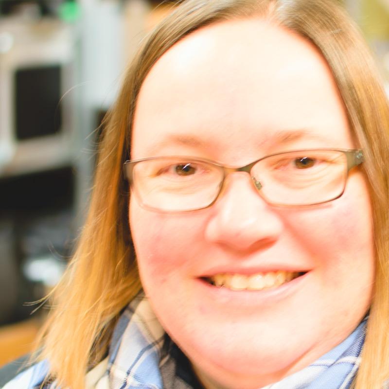 Nicole Lindner - Koordinatorin CHORina