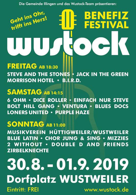 Jung & Sing am 01.09. beim Wostock-Festival
