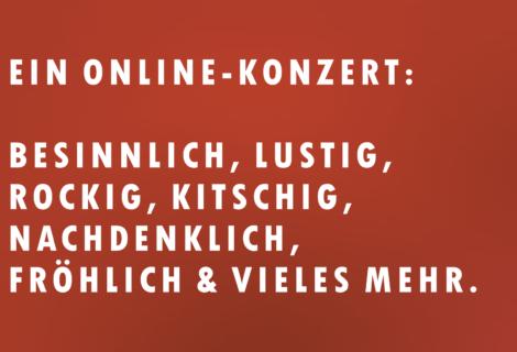 3. Advent: Online-Konzert Chor-Werk Hülzweiler